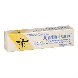 Anthisan Cream 25gm – sale