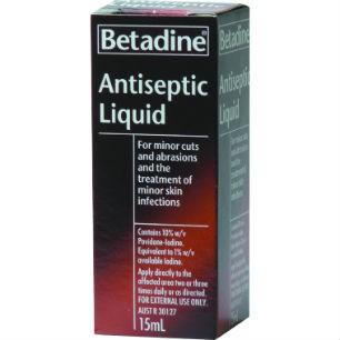 Betadine Antisep Sol 15ml – sale