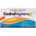 Codral Nightime Tabs 24