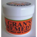 Grans Remedy Foot Pwd Scented 50g