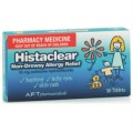 Histaclear Tabs 30