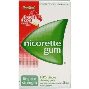 3 Kings Plaza and Devonport PharmacyNicorette Gum 2mg ...